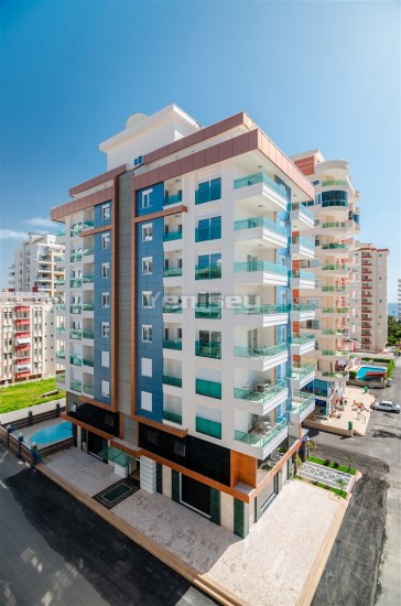 недвижимость в Махмутларе Yenisey